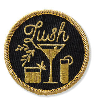 Lush Demerit Badge