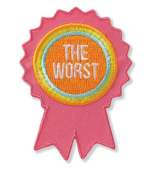 The Worst Demerit Badge
