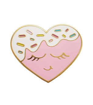 Sweet Heart Lapel Pin