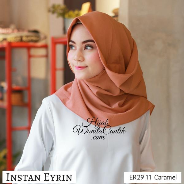 Hijab Tutorial Instan Eyrin Original by Hijab Wanita Cantik Part I