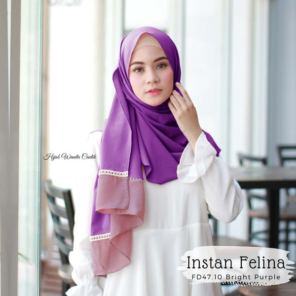 Instan Felina - FD47.10 Bright Purple