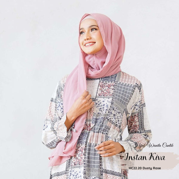 Instan Kiva - HC22.20 Dusty Rose