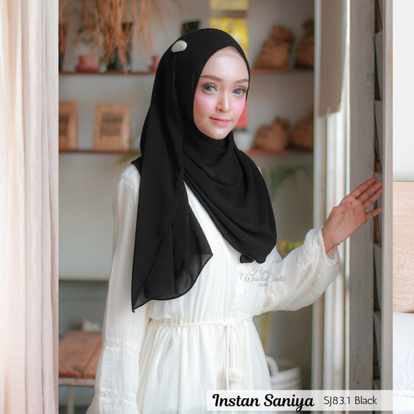 Instan Saniya  - SJ83.1 Black