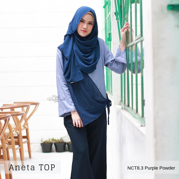 Aneta TOP  - NCT8.3 Purple Powder