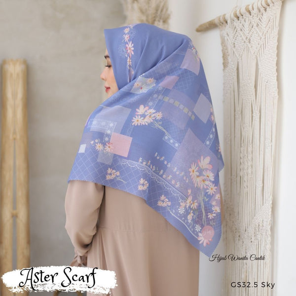 Aster Scarf - GS32.5 Sky