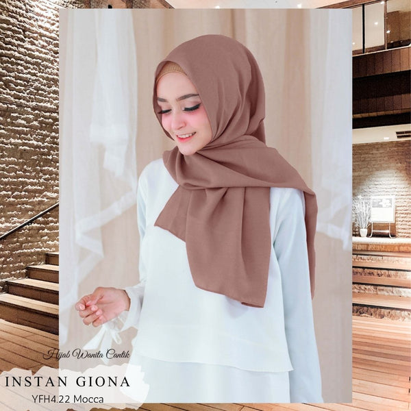 Instan Giona  - YFH4.22 Mocca