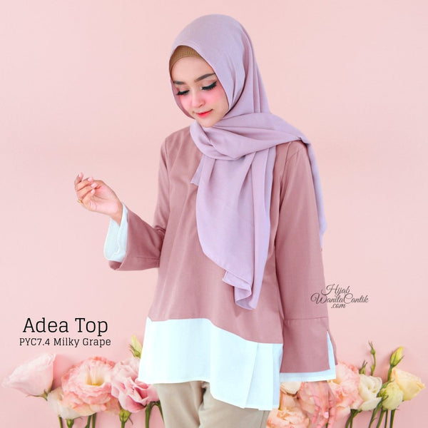 Adea TOP  - PYC7.4 Milky Grape