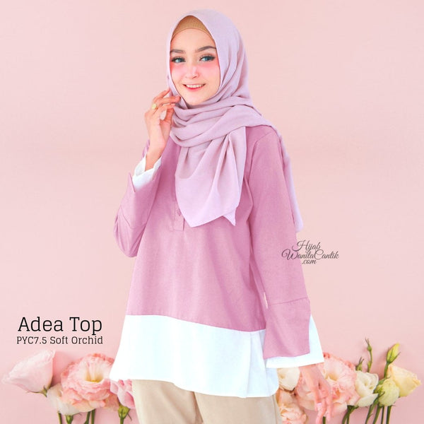 Adea TOP  - PYC7.5 Soft Orchid