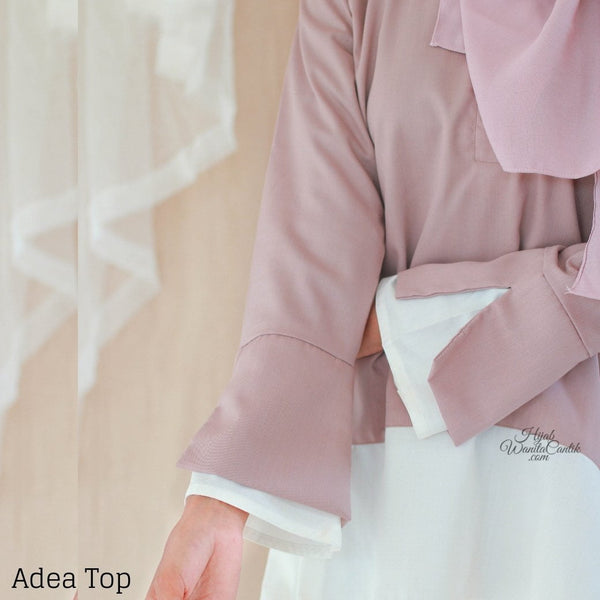 Adea TOP  - PYC7.2 Frozen Blue