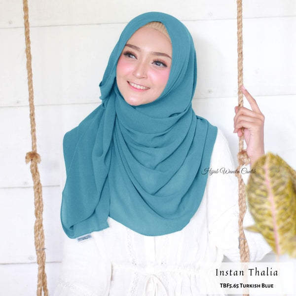 Instan Thalia - TBF5.65 Turkish Blue