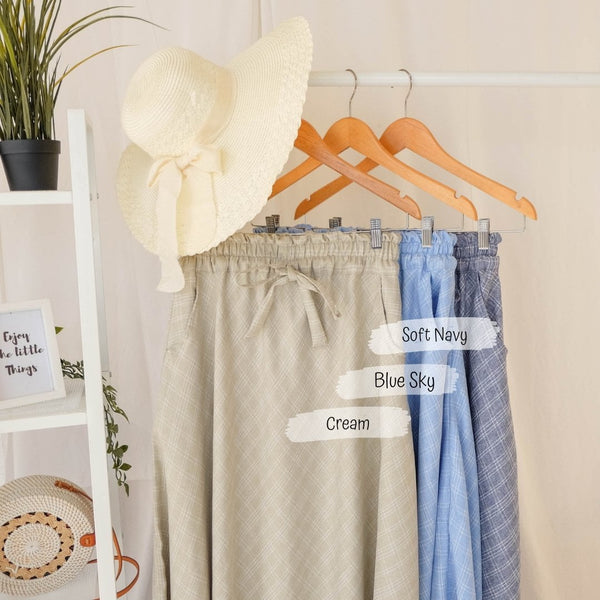 Mae Skirt - KR71.2 Cream