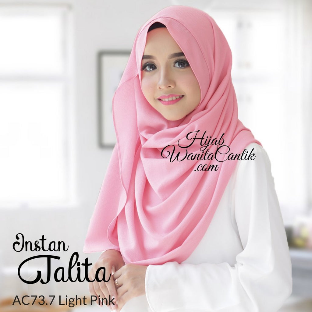 Instan Talita - AC73.7 Light Pink
