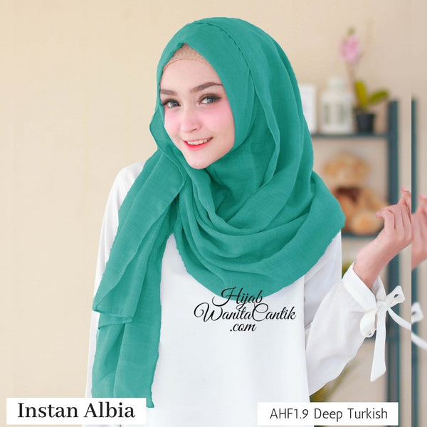 Instan Albia - AHF1.9 Deep Turkish
