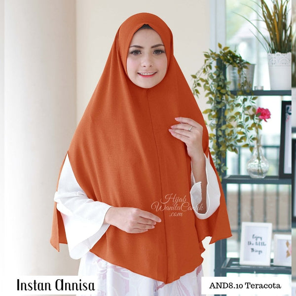 Instan Annisa  - AND8.10 Teracota
