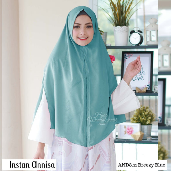 Instan Annisa  - AND8.11 Breezy Blue