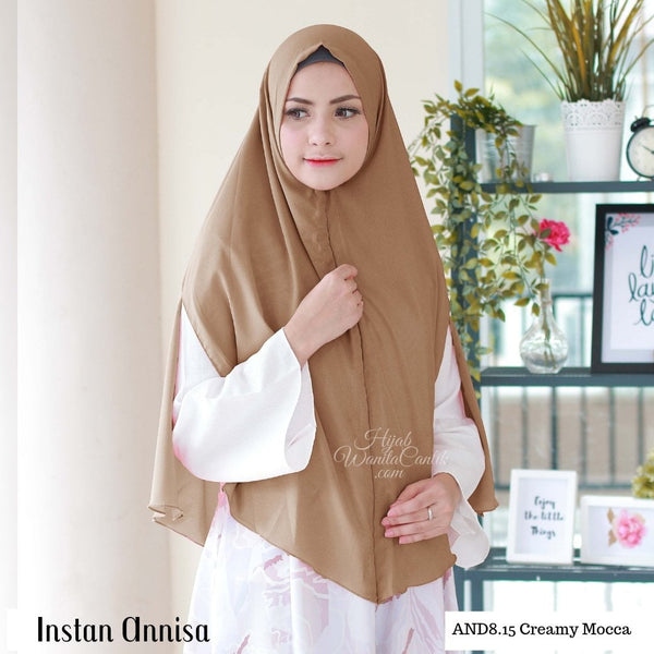 Instan Annisa  - AND8.15 Creamy Mocca