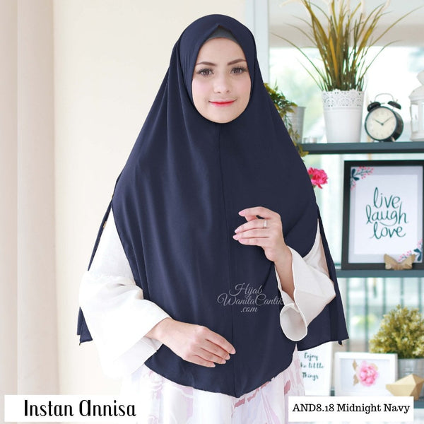 Instan Annisa  - AND8.18 Midnight Navy