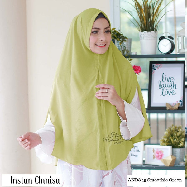 Instan Annisa  - AND8.19 Smoothie Green