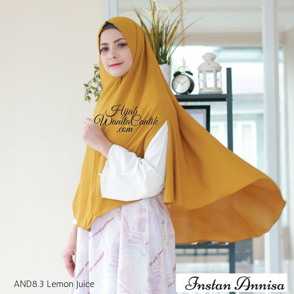 Instan Annisa  - AND8.3 Lemon Juice