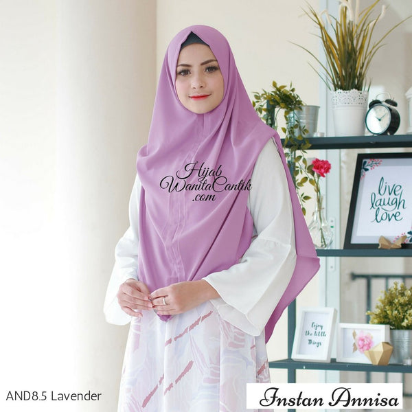 Instan Annisa  - AND8.5 Lavender