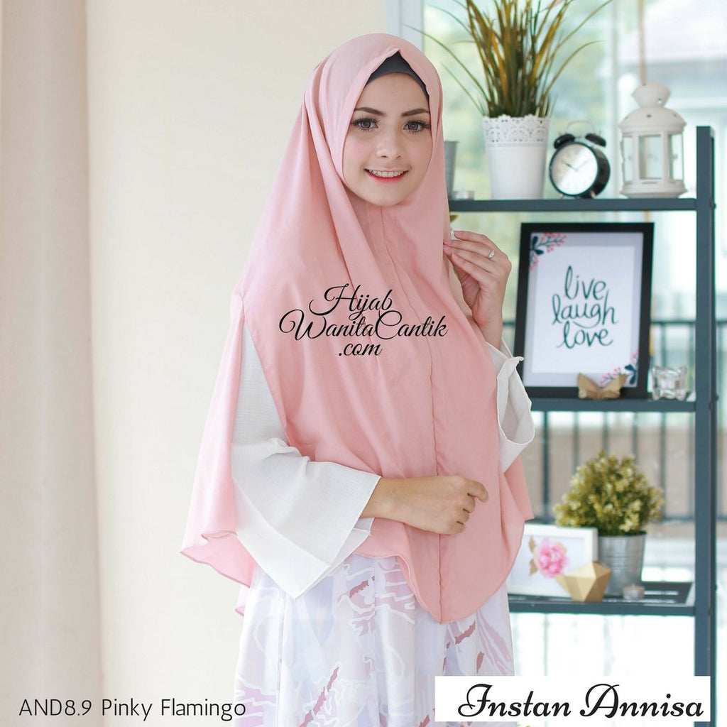 Instan Annisa  - AND8.9 Pinky Flamingo
