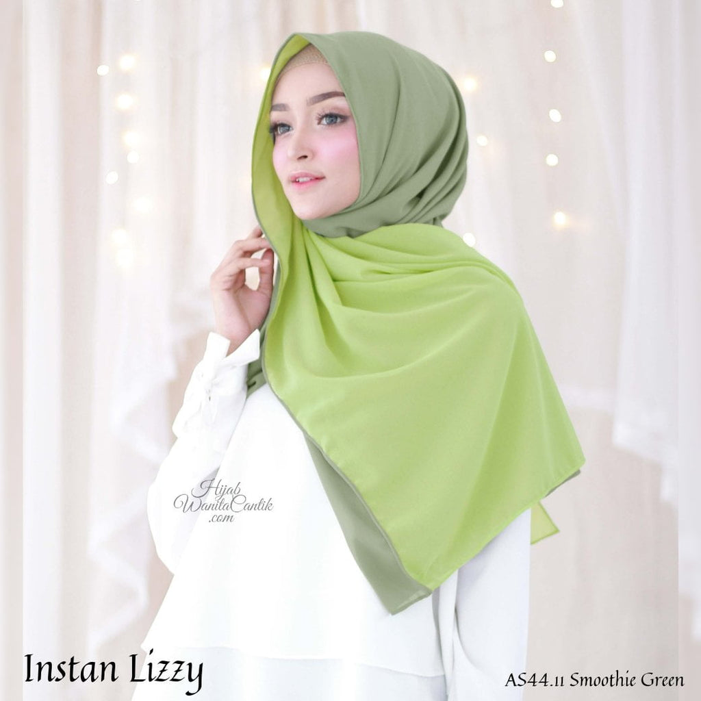 Instan Lizzy - AS44.11 Smoothie Green