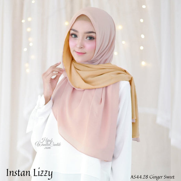Instan Lizzy - AS44.28 Ginger Sweet
