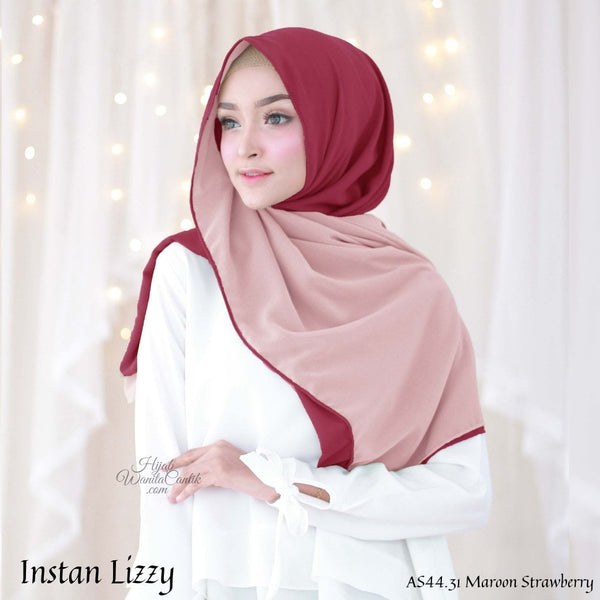 Instan Lizzy - AS44.31 Maroon Strawberry