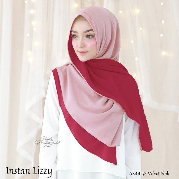 Instan Lizzy - AS44.32 Velvet Pink
