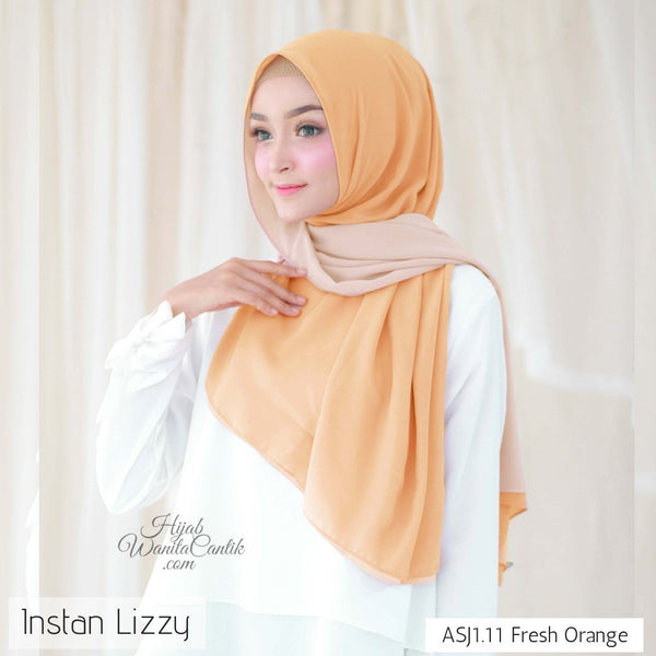 Instan Lizzy - ASJ1.11 Fresh Orange
