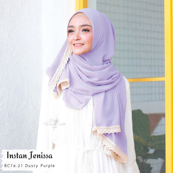 Instan Jenissa  - BC76.21 Dusty Purple