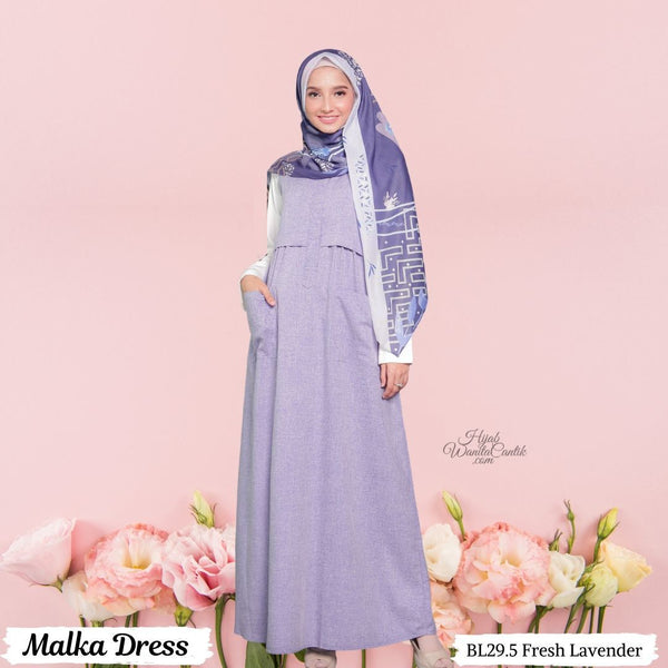 Malka Dress  - BL29.5 Fresh Lavender