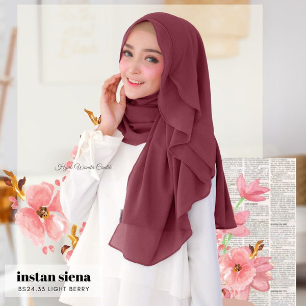 Instan Siena - BS24.33 Light Berry