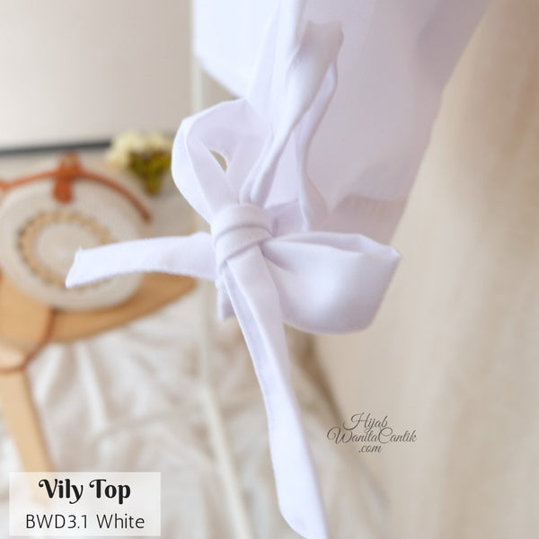 Vily Top  - BWD3.1 White