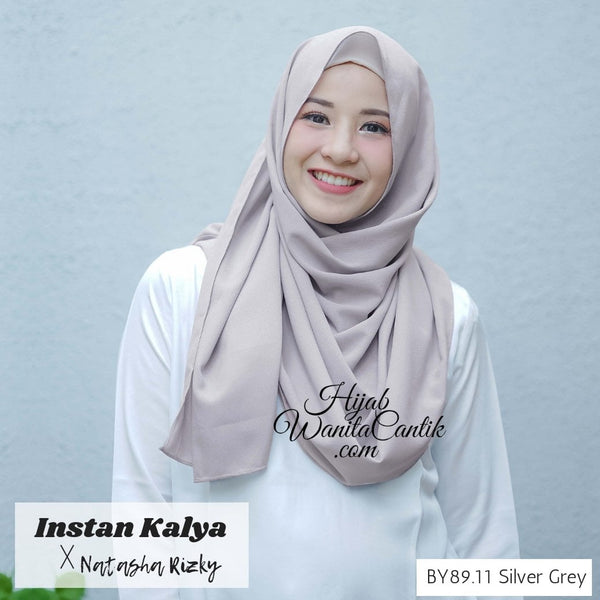Instan Kalya  - BY89.11 Silver Grey