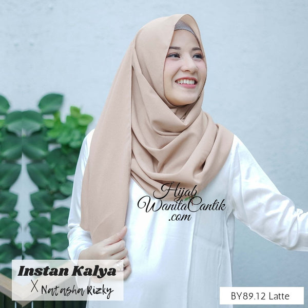 Instan Kalya  - BY89.12 Latte