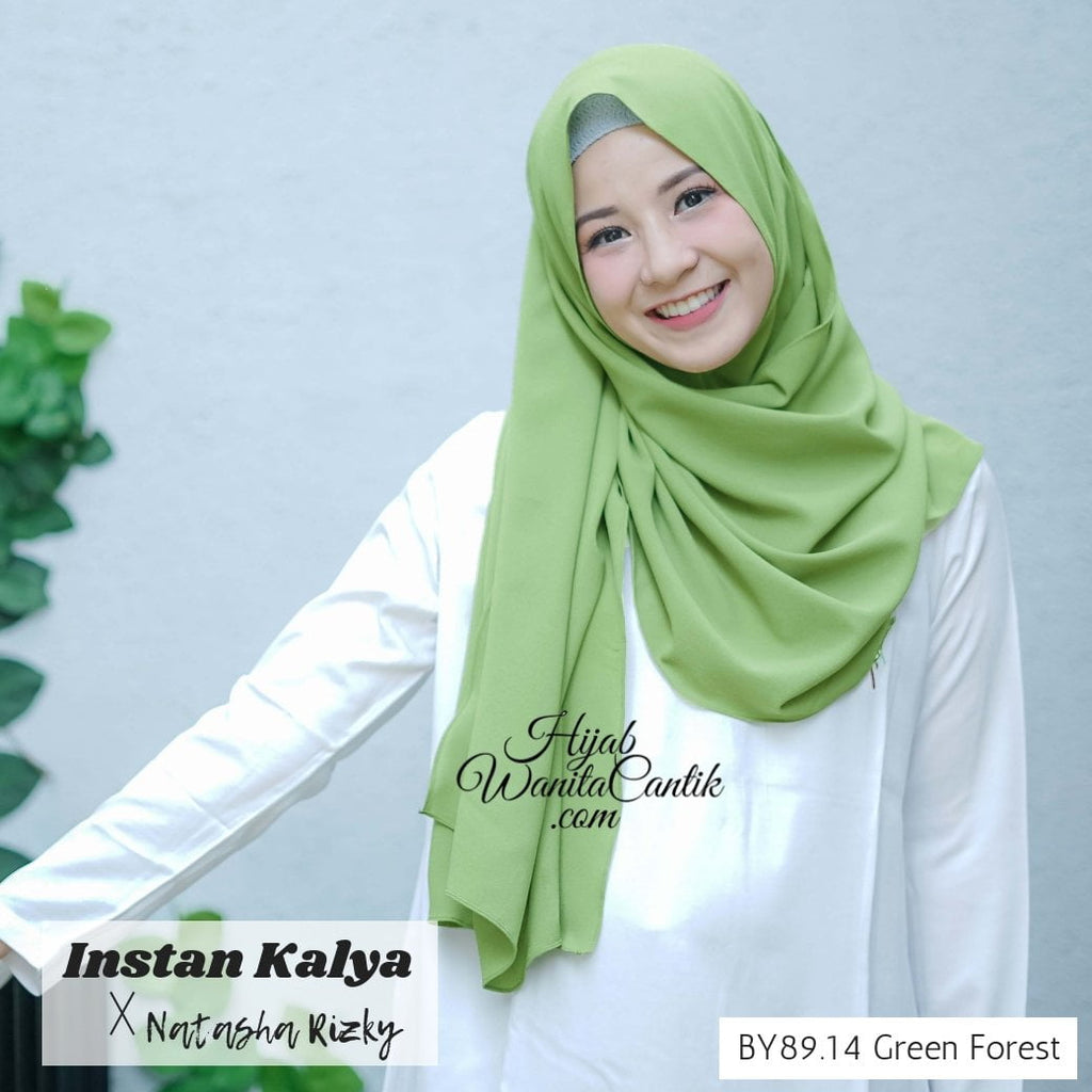 Instan Kalya  - BY89.14 Green Forest