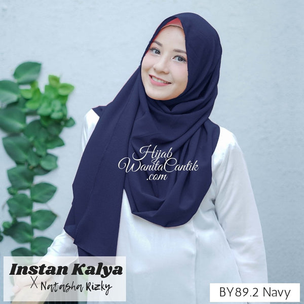 Instan Kalya  - BY89.2 Navy