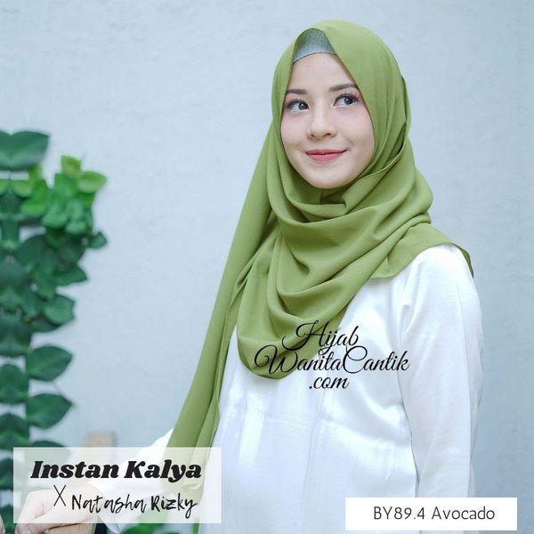 Instan Kalya  - BY89.4 Avocado