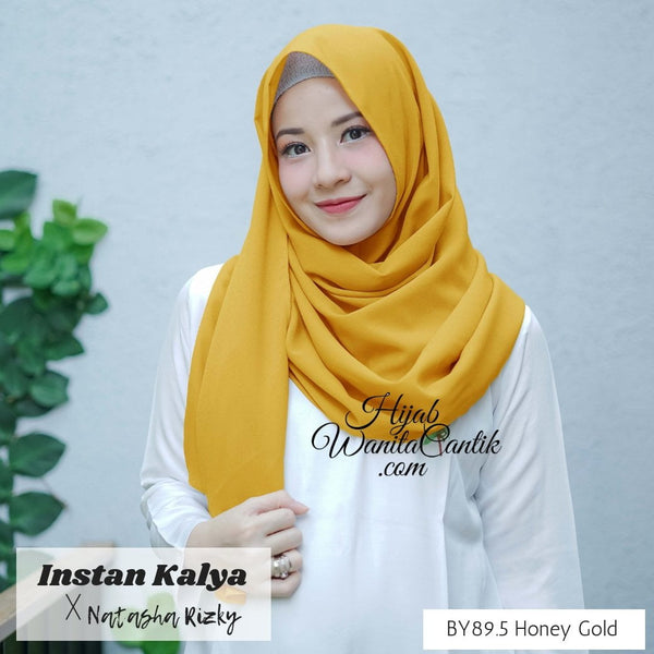 Instan Kalya  - BY89.5 Honey Gold