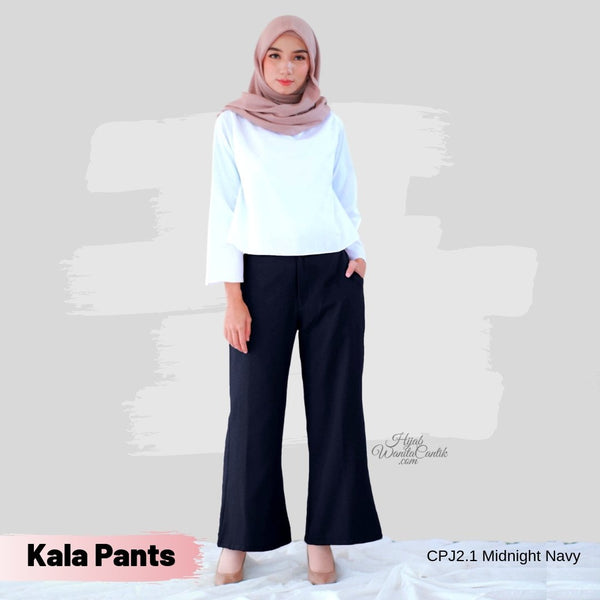 Kala Pants - CPJ2.1 Midnight Navy