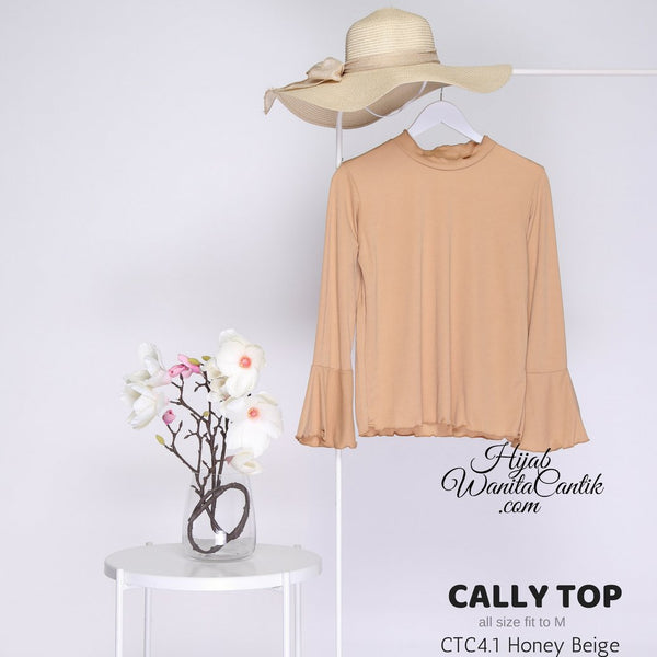 Cally TOP - CTC4.1 Honey Beige