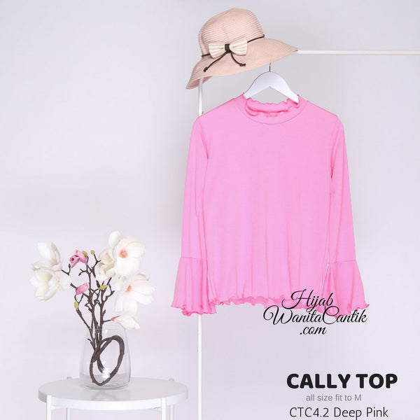 Cally TOP - CTC4.2 Deep Pink