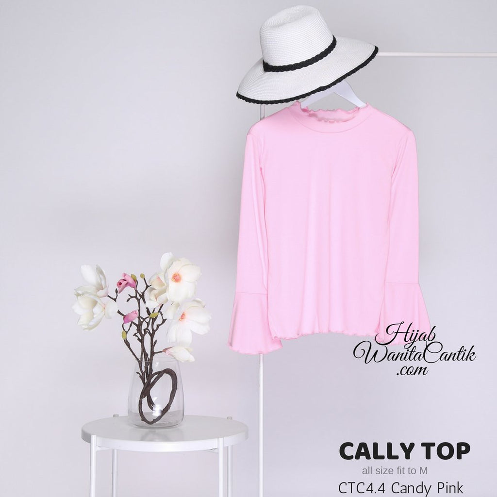 Cally TOP - CTC4.4 Candy Pink