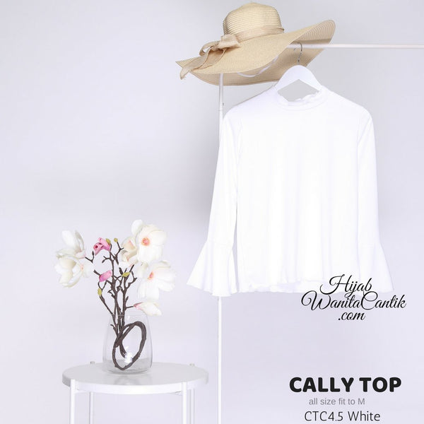 Cally TOP - CTC4.5 White