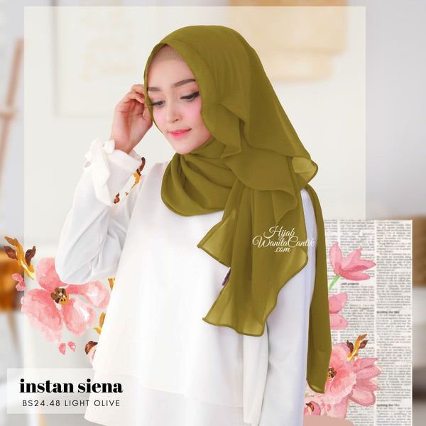 Instan Siena - BS24.48 Light Olive