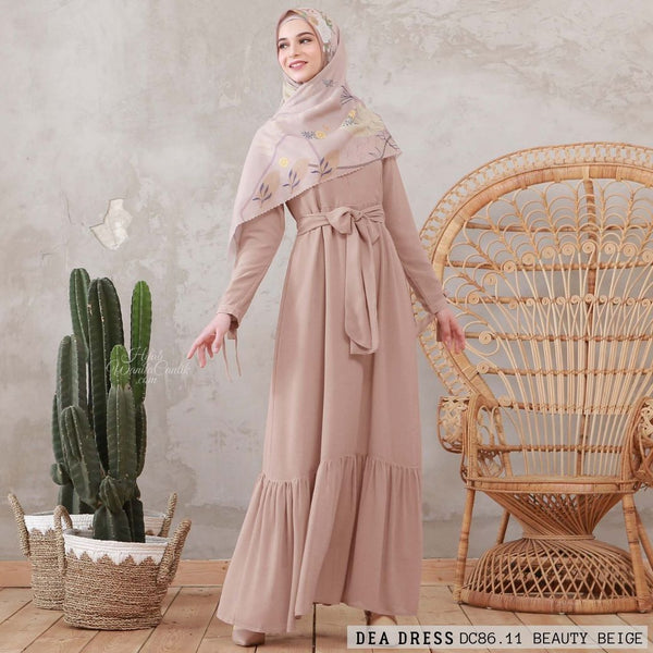 Dea Dress - DC86.11 Beauty Beige