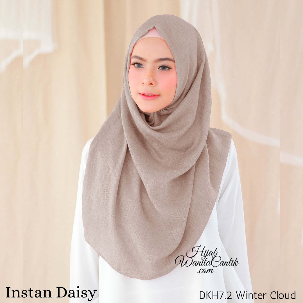 Instan Daisy  - DKH7.2 Winter Cloud