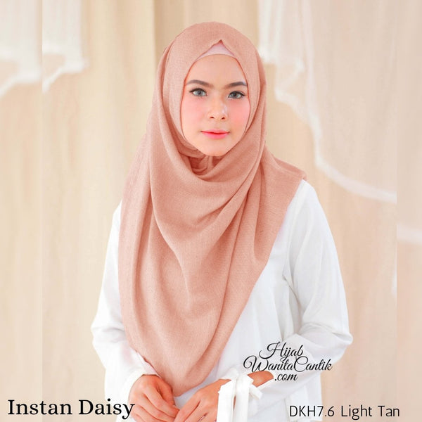 Instan Daisy  - DKH7.6 Light Tan