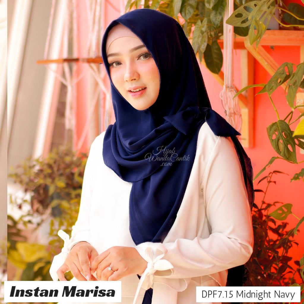 Instan Marisa  - DPF7.15 Midnight Navy
